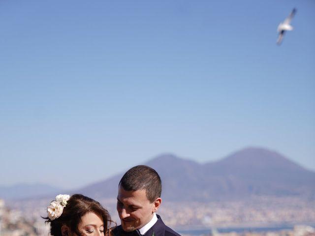 Il matrimonio di Roberta e Beniamino a Napoli, Napoli 33