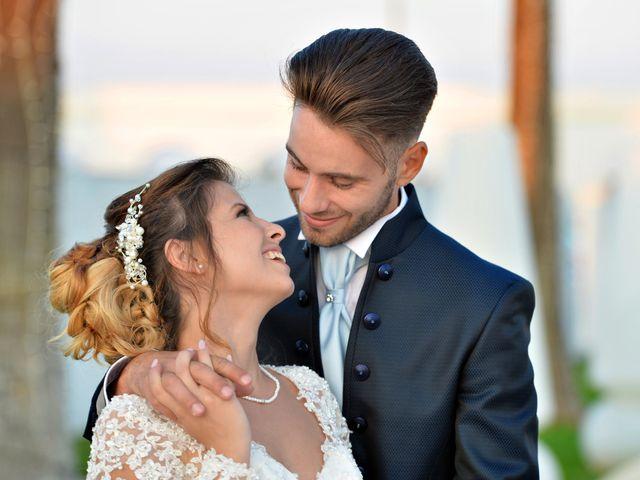 Le nozze di Angela e Alessandro