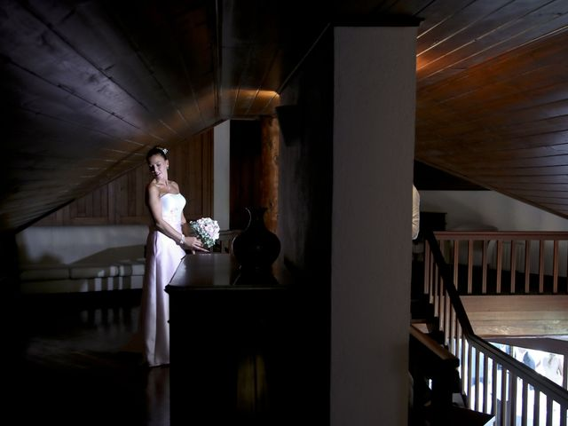 Il matrimonio di Demy e Anna a Besozzo, Varese 5