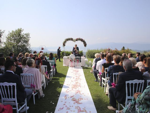 Il matrimonio di Demy e Anna a Besozzo, Varese 6