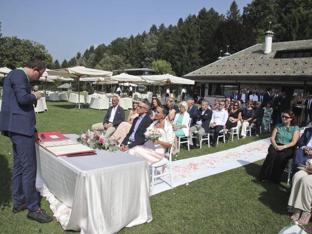 Il matrimonio di Demy e Anna a Besozzo, Varese 7