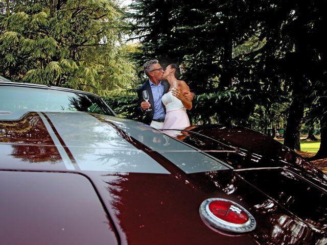 Il matrimonio di Demy e Anna a Besozzo, Varese 11