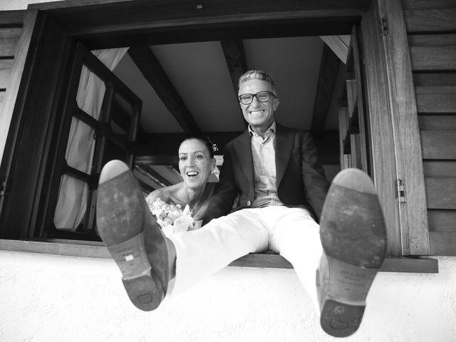 Il matrimonio di Demy e Anna a Besozzo, Varese 2