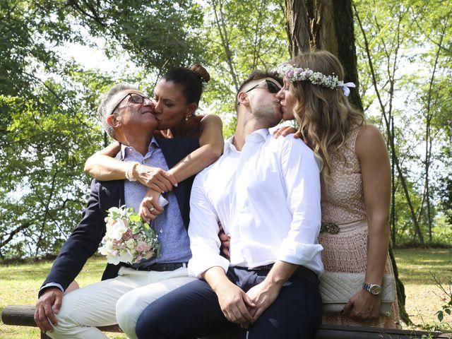Il matrimonio di Demy e Anna a Besozzo, Varese 13