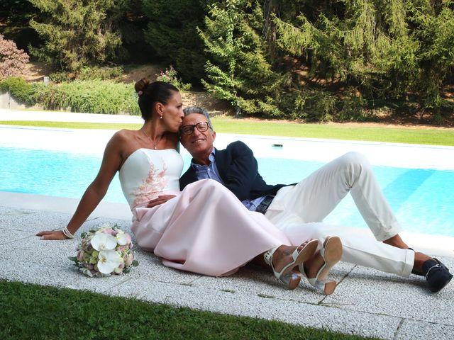 Il matrimonio di Demy e Anna a Besozzo, Varese 14