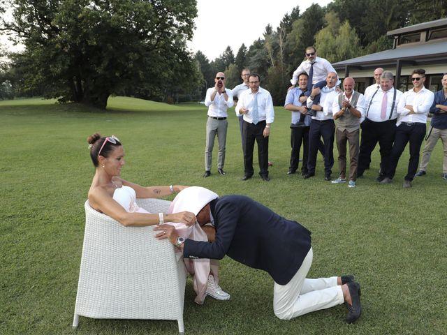 Il matrimonio di Demy e Anna a Besozzo, Varese 22