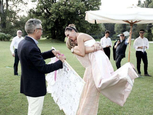Il matrimonio di Demy e Anna a Besozzo, Varese 23