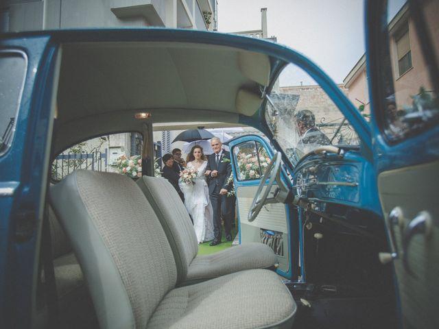 Il matrimonio di Simona e Felice a Triggiano, Bari 12