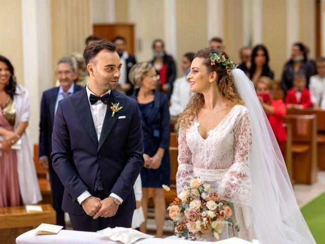 Il matrimonio di Simona e Felice a Triggiano, Bari 14