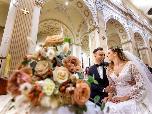 Il matrimonio di Simona e Felice a Triggiano, Bari 21
