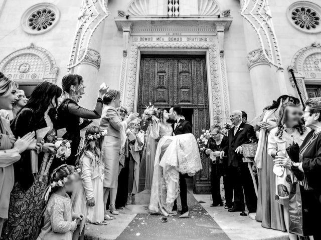 Il matrimonio di Simona e Felice a Triggiano, Bari 25