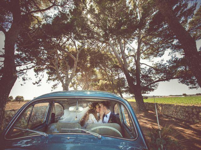 Il matrimonio di Simona e Felice a Triggiano, Bari 27