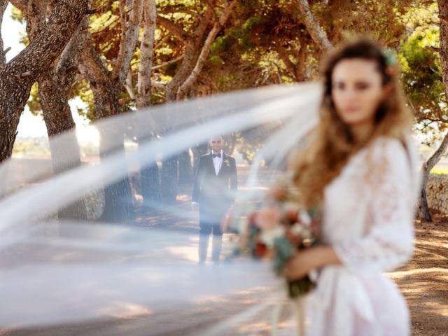 Il matrimonio di Simona e Felice a Triggiano, Bari 33