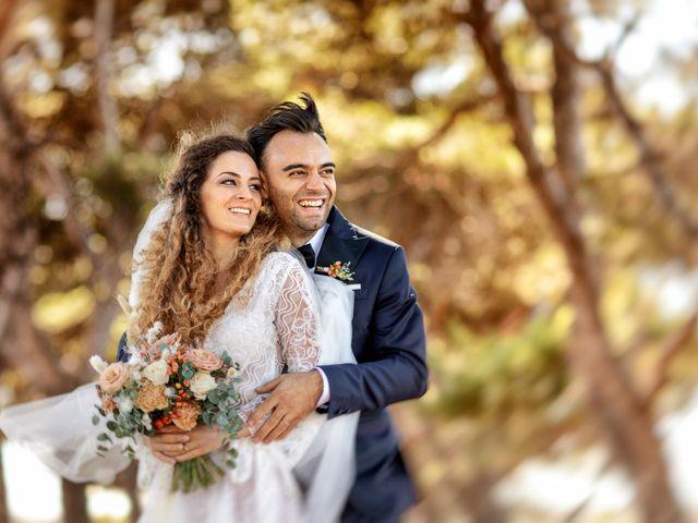 Il matrimonio di Simona e Felice a Triggiano, Bari 35