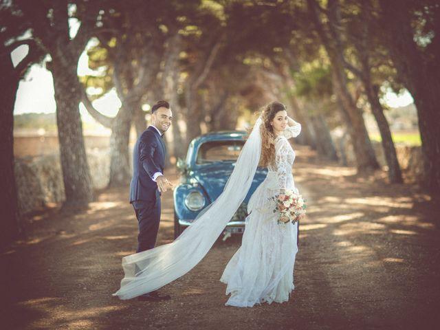 Il matrimonio di Simona e Felice a Triggiano, Bari 37
