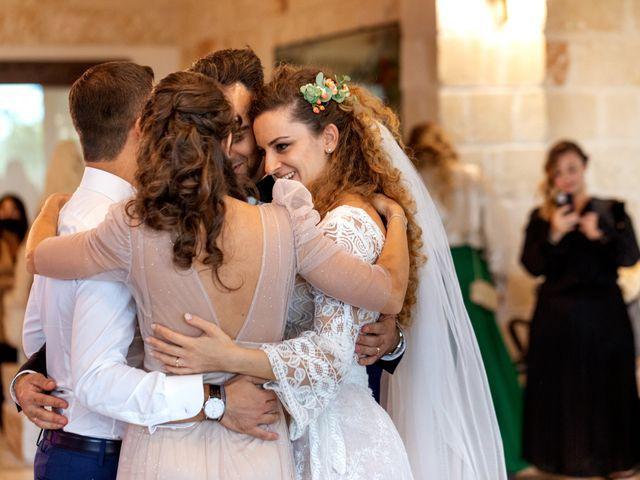 Il matrimonio di Simona e Felice a Triggiano, Bari 43