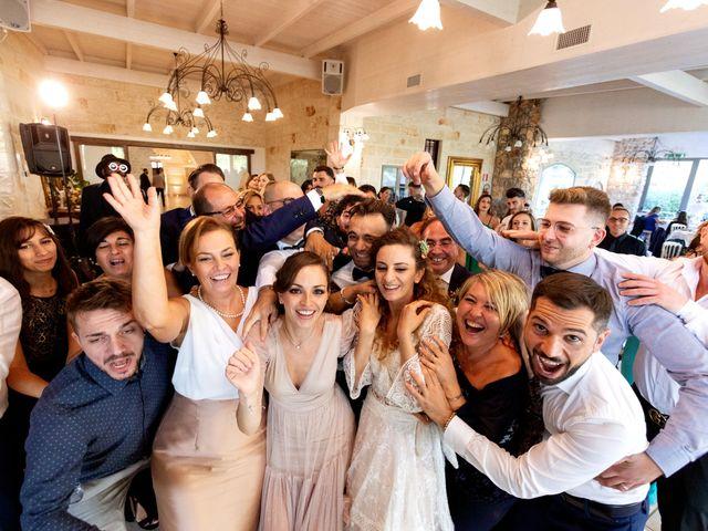 Il matrimonio di Simona e Felice a Triggiano, Bari 45