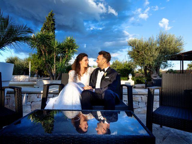 Il matrimonio di Simona e Felice a Triggiano, Bari 47