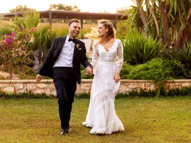 Il matrimonio di Simona e Felice a Triggiano, Bari 49