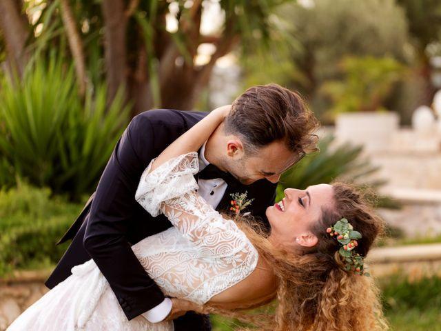 Il matrimonio di Simona e Felice a Triggiano, Bari 50