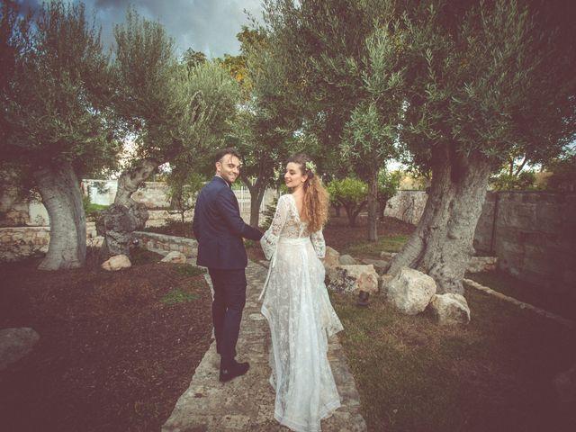 Il matrimonio di Simona e Felice a Triggiano, Bari 53