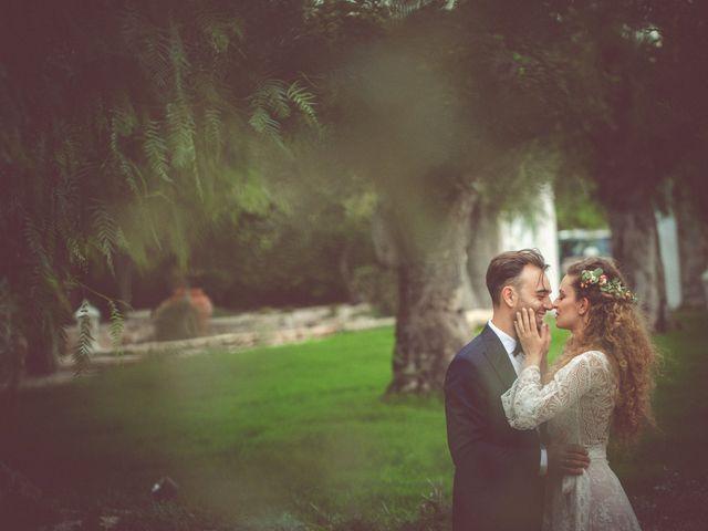 Il matrimonio di Simona e Felice a Triggiano, Bari 54