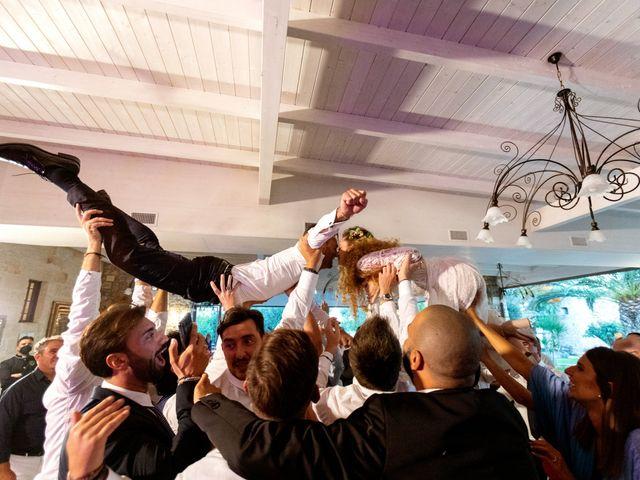 Il matrimonio di Simona e Felice a Triggiano, Bari 56