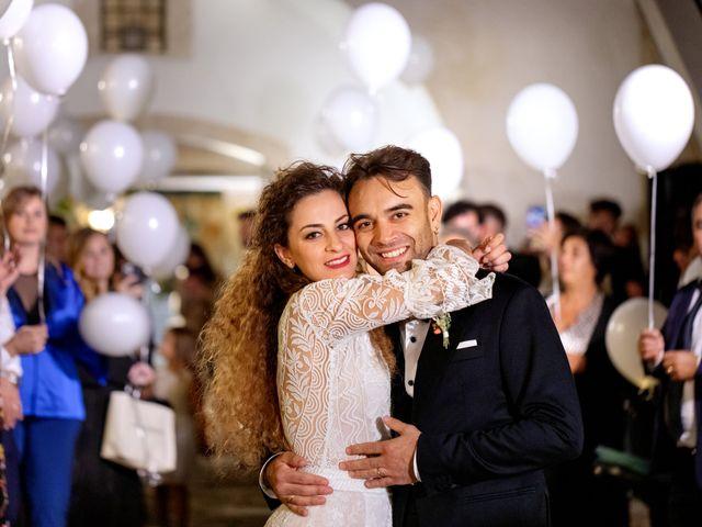 Il matrimonio di Simona e Felice a Triggiano, Bari 57