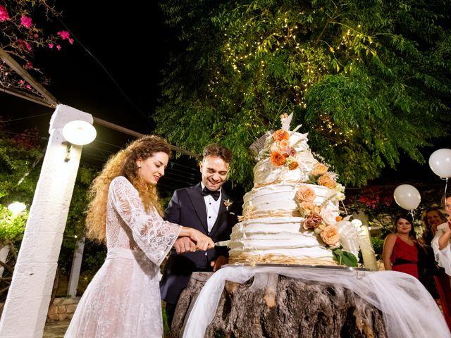Il matrimonio di Simona e Felice a Triggiano, Bari 58