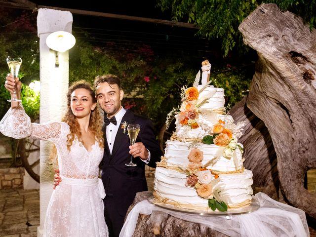 Il matrimonio di Simona e Felice a Triggiano, Bari 59
