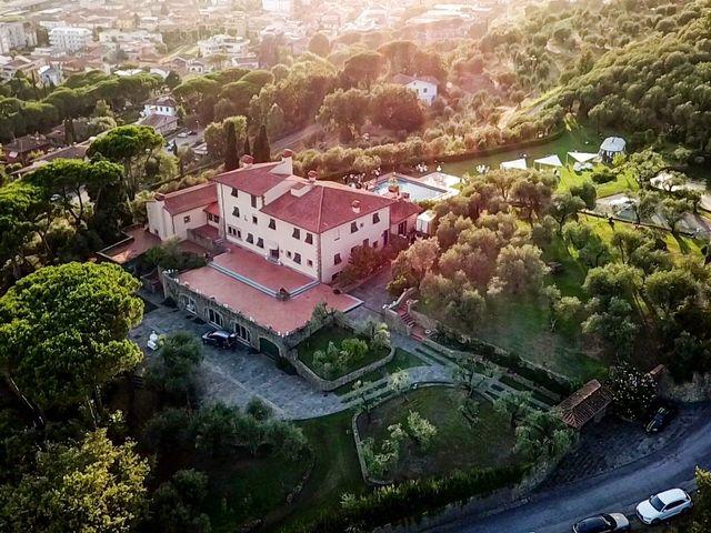 Il matrimonio di Giulio e Elisa a Pieve a Nievole, Pistoia 6