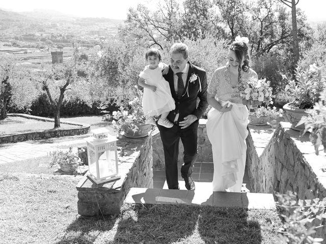 Il matrimonio di Giulio e Elisa a Pieve a Nievole, Pistoia 43