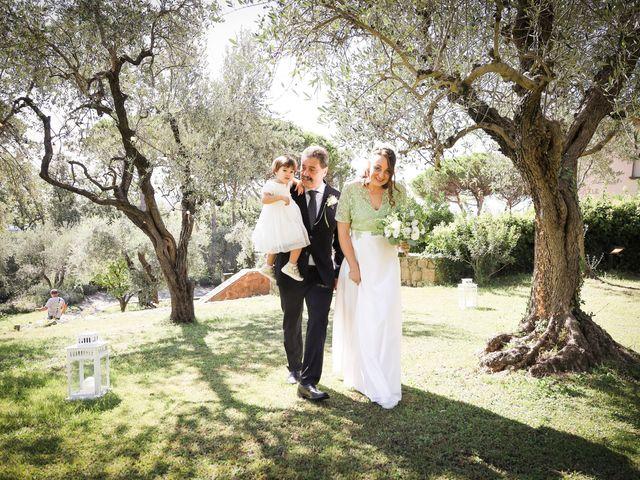 Il matrimonio di Giulio e Elisa a Pieve a Nievole, Pistoia 44