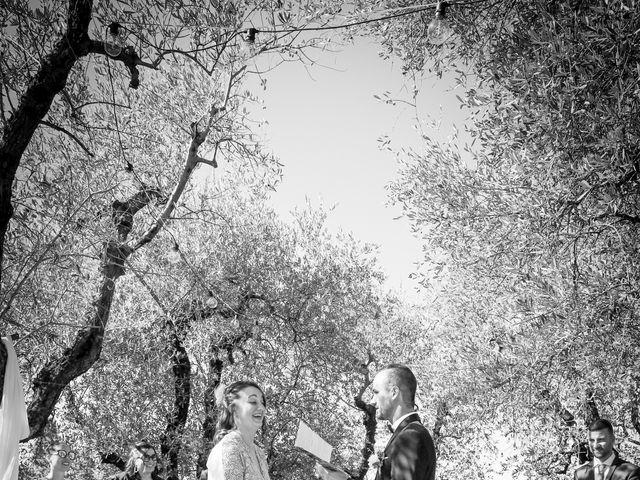 Il matrimonio di Giulio e Elisa a Pieve a Nievole, Pistoia 47