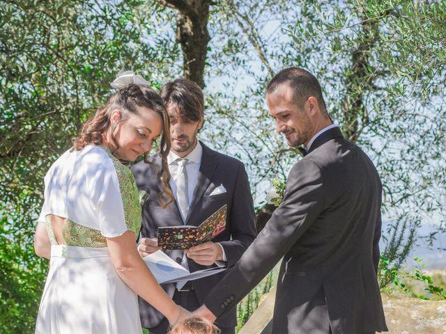 Il matrimonio di Giulio e Elisa a Pieve a Nievole, Pistoia 57