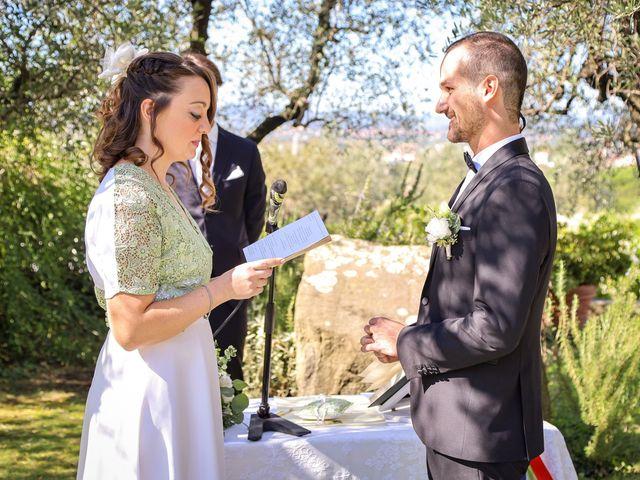 Il matrimonio di Giulio e Elisa a Pieve a Nievole, Pistoia 58