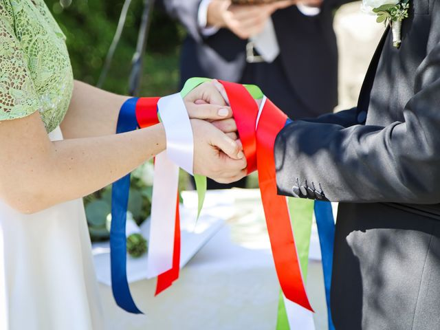 Il matrimonio di Giulio e Elisa a Pieve a Nievole, Pistoia 60
