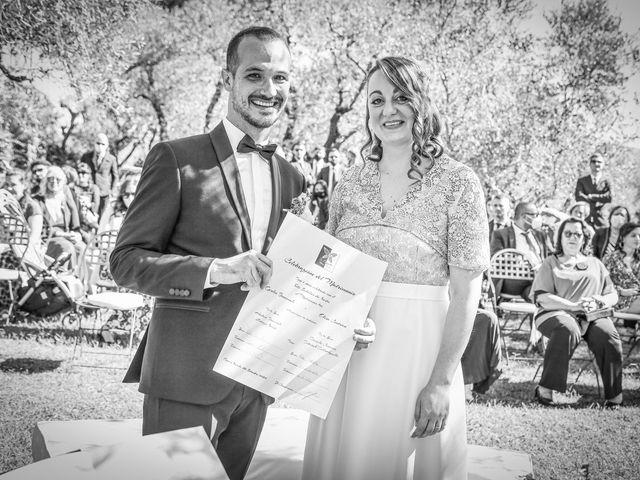 Il matrimonio di Giulio e Elisa a Pieve a Nievole, Pistoia 62