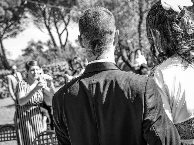 Il matrimonio di Giulio e Elisa a Pieve a Nievole, Pistoia 63