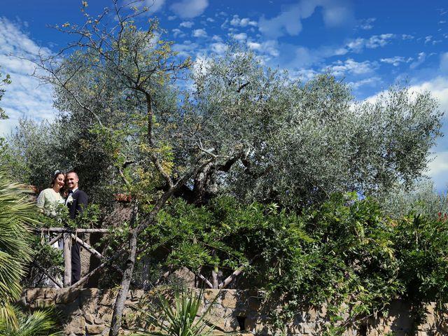 Il matrimonio di Giulio e Elisa a Pieve a Nievole, Pistoia 66