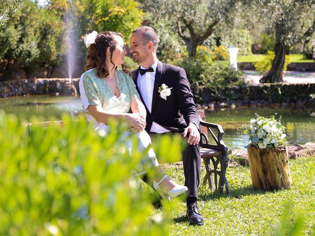 Il matrimonio di Giulio e Elisa a Pieve a Nievole, Pistoia 67
