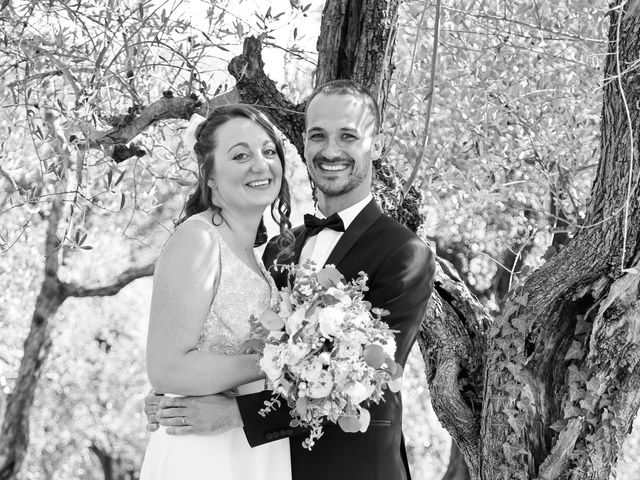 Il matrimonio di Giulio e Elisa a Pieve a Nievole, Pistoia 72