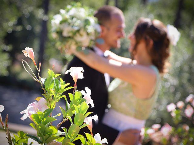 Il matrimonio di Giulio e Elisa a Pieve a Nievole, Pistoia 78