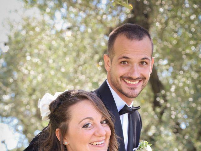 Il matrimonio di Giulio e Elisa a Pieve a Nievole, Pistoia 82