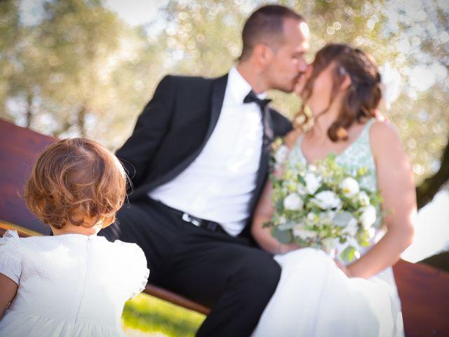 Il matrimonio di Giulio e Elisa a Pieve a Nievole, Pistoia 2