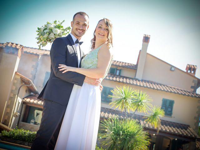 Il matrimonio di Giulio e Elisa a Pieve a Nievole, Pistoia 85