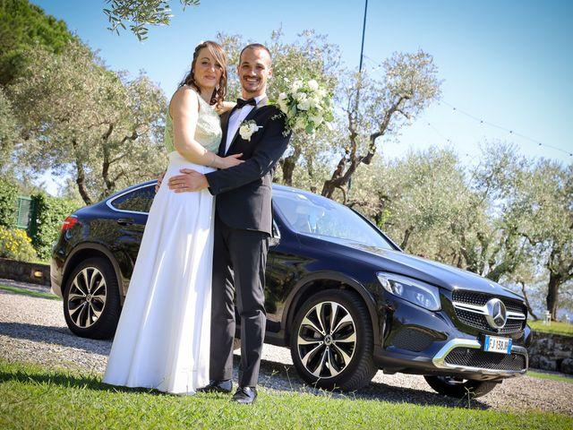 Il matrimonio di Giulio e Elisa a Pieve a Nievole, Pistoia 86