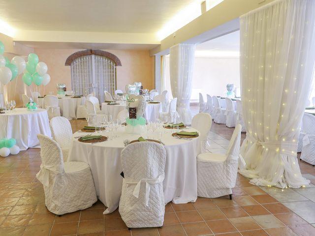 Il matrimonio di Giulio e Elisa a Pieve a Nievole, Pistoia 90