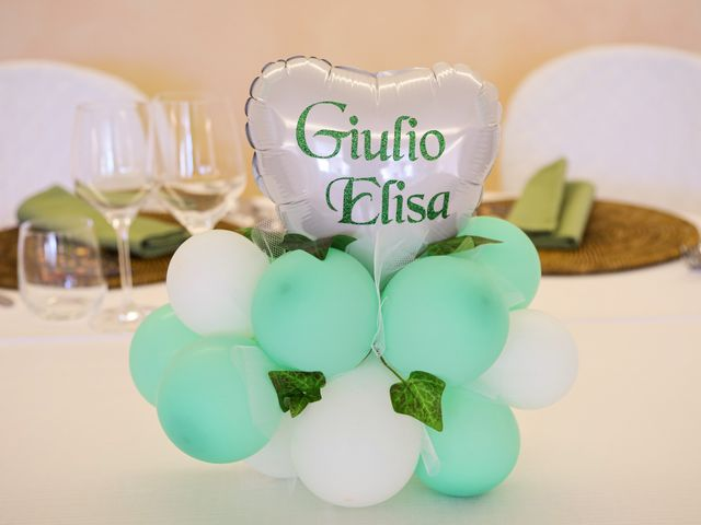Il matrimonio di Giulio e Elisa a Pieve a Nievole, Pistoia 94