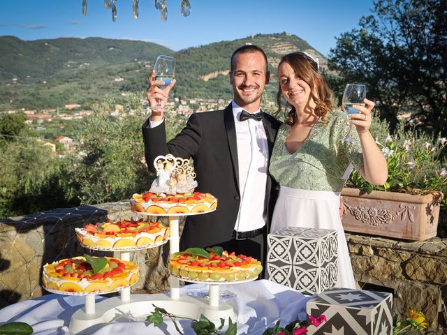 Il matrimonio di Giulio e Elisa a Pieve a Nievole, Pistoia 100